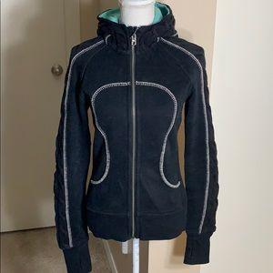 Lululemon Rare Scuba knitted jacket